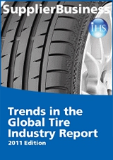 Trends in the Global Tire Industry 2011