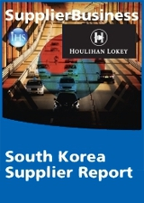 South Korea Supplier Report