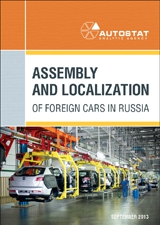 Assembly and Localization of Foreign Cars in Russia