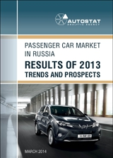 Passenger Car Market in Russia. Results of 2013, Trends and Prospects