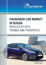 Passenger Car Market in Russia. Results of 2015, Trends and Prospects