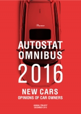 AUTOSTAT OMNIBUS – 2016. NEW CARS. OPINIONS OF CAR OWNERS