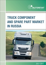 Truck component and spare part market in Russia