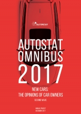 AUTOSTAT OMNIBUS - 2017. New cars: the opinions of car owners (the second wave)