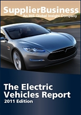 The Electric Vehicles Report 2011