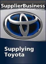 Supplying Toyota