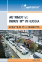 Automotive industry in Russia. Results of 2013, Prospects