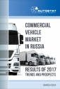 Commercial Vehicle Market in Russia. Results of 2017, Trends and Prospects