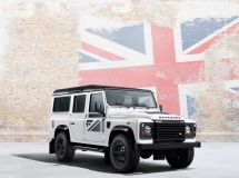 Land Rover has brought to Russia the limited series of Defender and Discovery