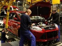 Vsevolozhsk Ford plant stopped the production of the Focus