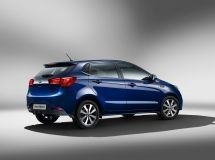 Updated KIA Rio hatchback available for order in Russia