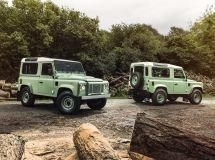 Farewell special version of the Defender to come to the Russian market