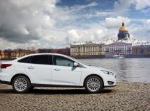 Prices for the new Ford Focus – is from 599 thousand rubles