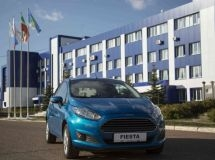 Ford Sollers started to equip Focus and Fiesta with domestic plastic