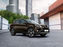 Toyota RAV4 became the leader in the SUV segment in July
