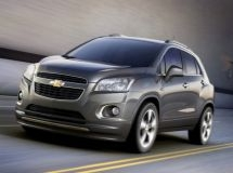 Chevrolet Tracker is on sale in the Russian market