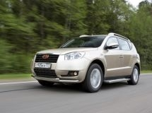 Geely has kept Russian sales at the last year's level in October
