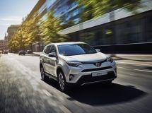 Sales of new Toyota RAV4 in the Russian market will begin on Saturday