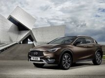 Infiniti QX30 is expected in Russia the next summer