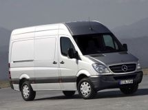 Mercedes-Benz Sprinter Classic will get a more powerful engine