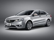 Geely starts the updating of the model range in Russia