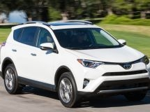 Toyota RAV4 – was the SUV market leader in January