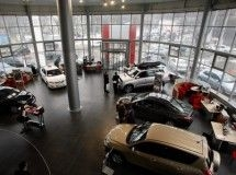 Almost every fourth Russian car dealer was on the verge of bankruptcy