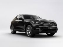 Crossover Infiniti QX70 got a new top-end version