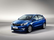 In February, KIA Rio has become the market leader in the Centre and in the Urals