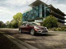 New Infiniti QX50 is launched in the Russian market