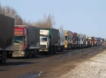 In Russia there are 8 million commercial vehicles