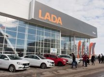 Since January to April, the number of dealers in Russia fell by 6%