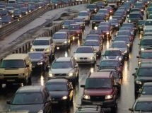 In Russia there are 49 million units of motor vehicles