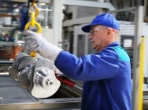 It was produced the pilot lot of components for Volkswagen engines at KAMAZ