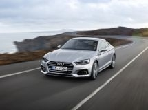 The new Audi S5 Coupé will be launched in the Russian market in the middle of autumn