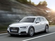 The new Audi A4 allroad Quattro is available for order in Russia