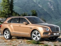Sales of Bentley in Russia grew by 27%