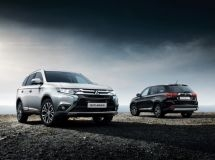 Credit sales of Mitsubishi Outlander continues to grow