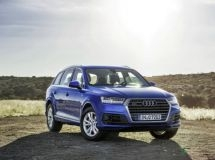 Audi Q7 has become the locomotive of the brand sales in Russia