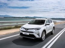 Toyota RAV4 in the first half of the year has become the market leader in the Far East
