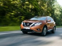 Nissan announced the Russian prices for new Murano