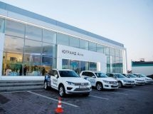 Surgut has the highest provision of dealer centers in Russia