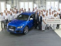Audi has produced an anniversary crossover Q5