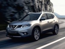 Nissan X-Trail SUV became the market leader in Moscow in July