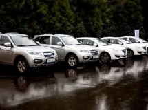 Sales of Chinese cars in Russia for the first time of this year showed a fall