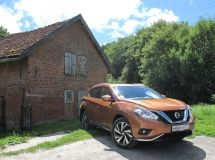 Sales of the new Nissan Murano will start on September 3rd