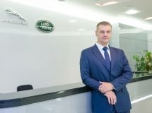 There are staff changes in the Russian office of Jaguar Land Rover