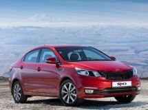 In August KIA Rio became the bestseller in Russia