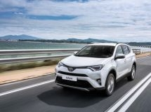 In August Toyota RAV4 remained its leadership in the SUV market in Moscow