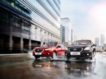 More than a third of sales of Nissan and Datsun fall on the parc renovation program